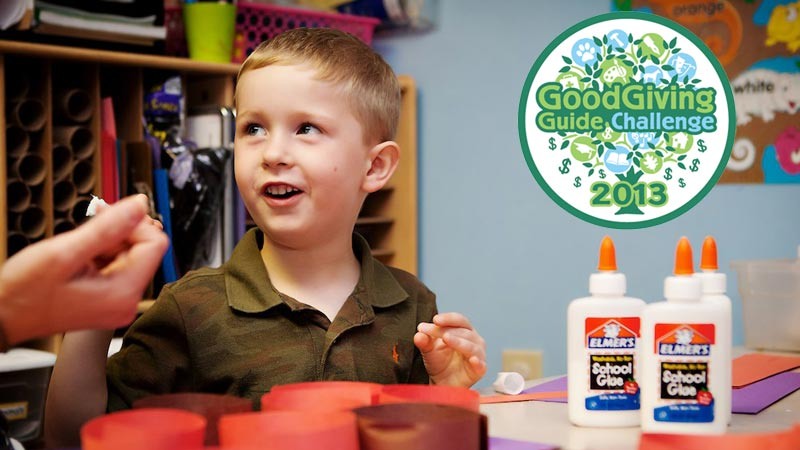 Support Growing Together Preschool in the Good Giving Guide Challenge