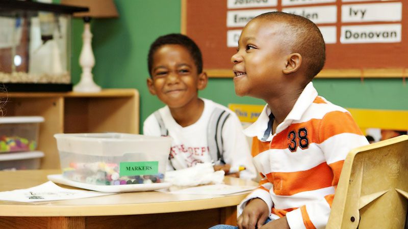 Engaging Preschool Program