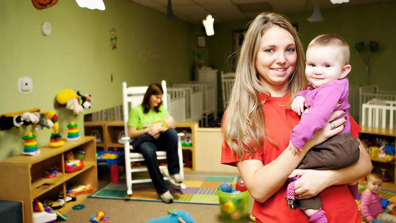 Nurturing and Attentive Infant and Toddler Care
