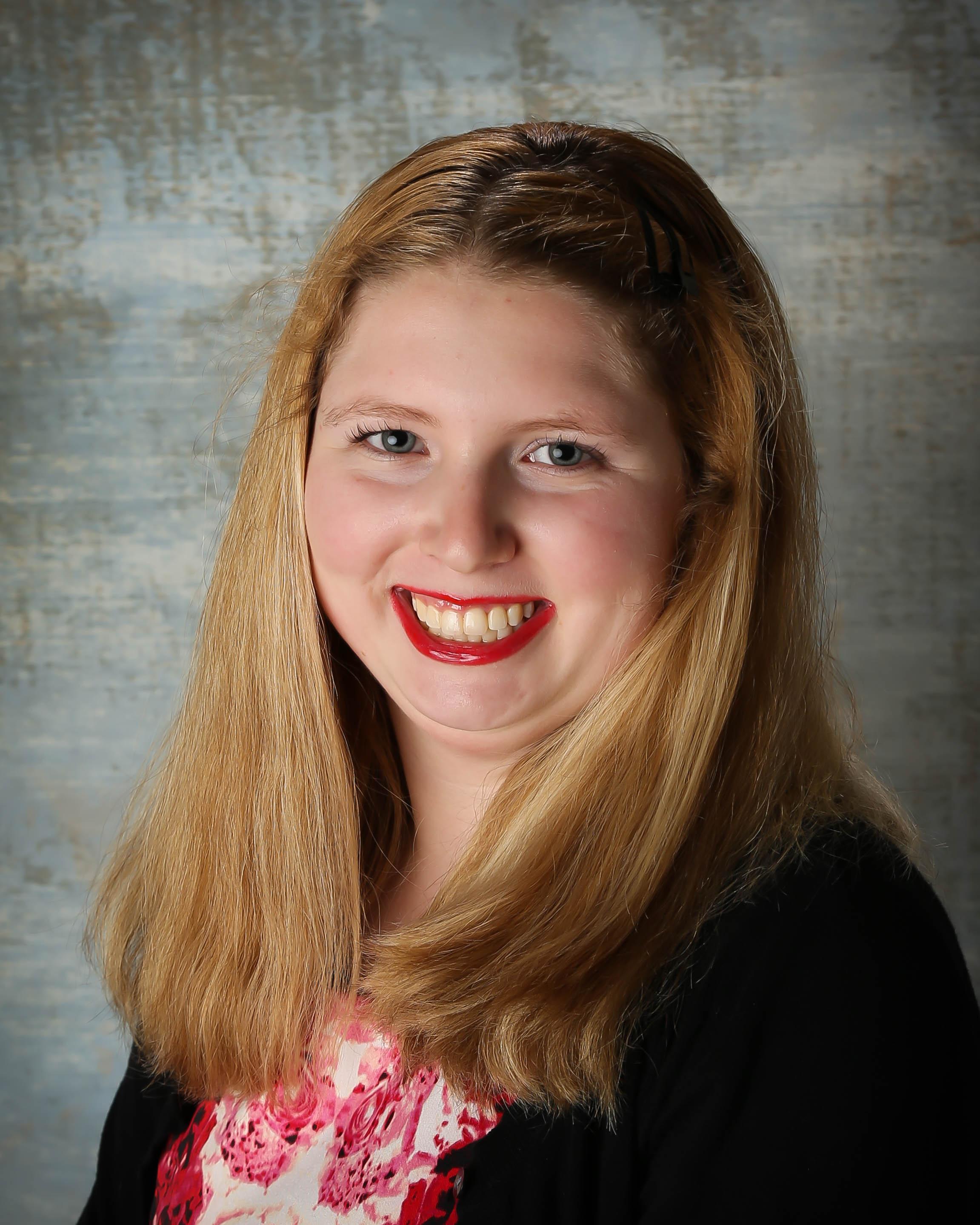 Lucy Harding : Toddler Teacher Assistant